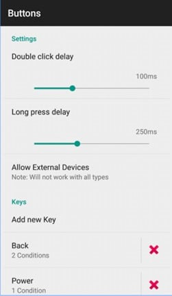 Remap the Hardware Buttons On Android