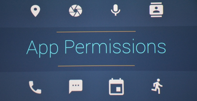 Restrict App Permissions In Android