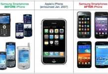 Samsung Agree to Pay 548 Million to Apple For Copying iPhone Design