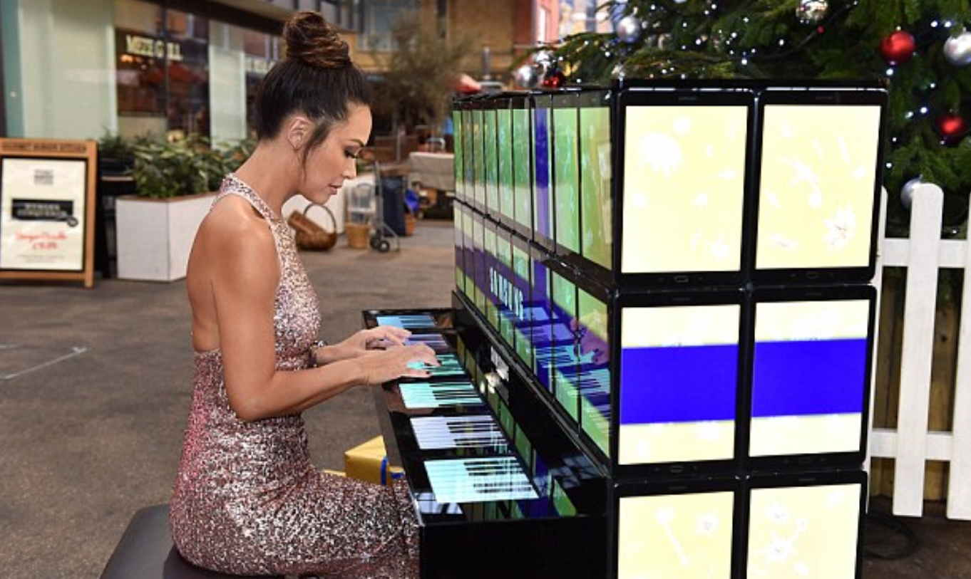 Samsung Makes The Piano of 100 Tablets Galaxy Tab S2