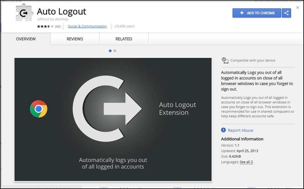 Using Chrome Extension