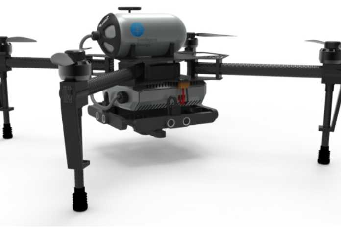 Soon Drones To Fly For Hours Through These Hydrogen Batteries