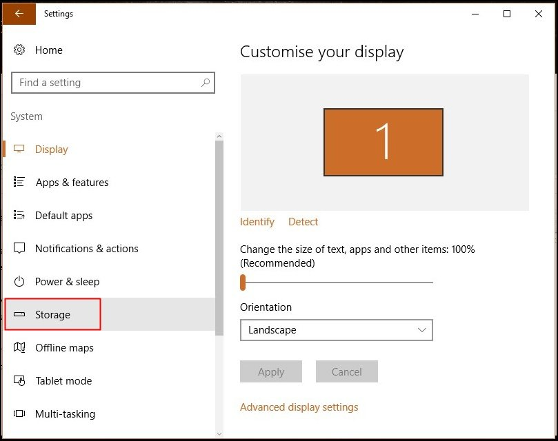 Move Windows10 Apps To External Media