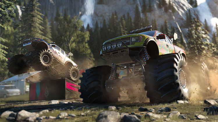The Crew Wild Run Edition E3 Trailer