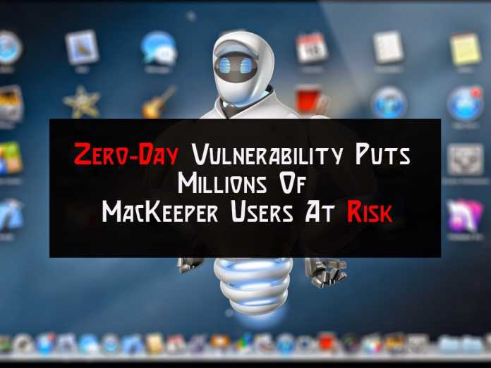 MacKeeper developers have discovered a vulnerability which results leak of nearly 13 million users data.