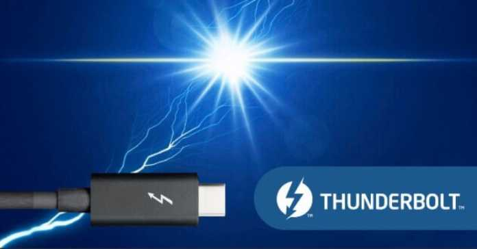 Thunderbolt 3 For Your Smartphone Reach Upto 40GB Per Second
