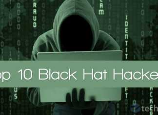 Top Blackhat Hackers
