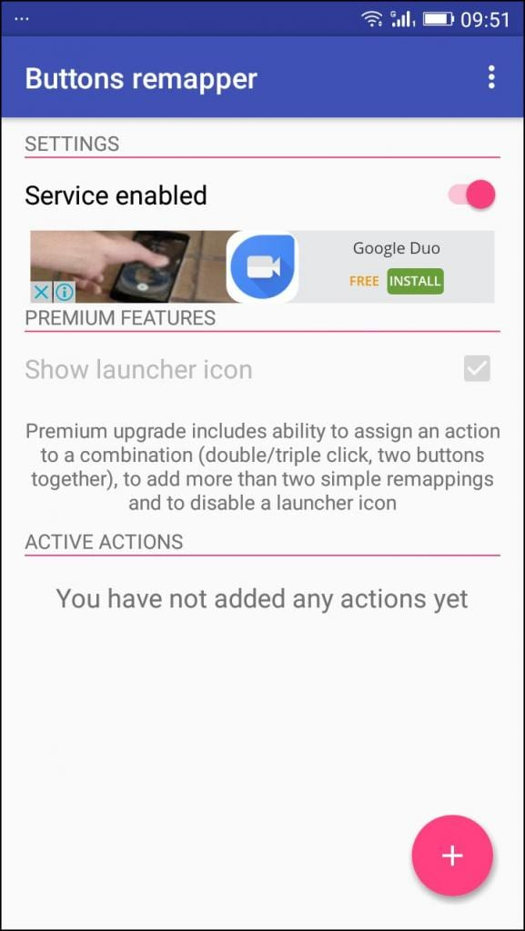 Using Buttons Remapper