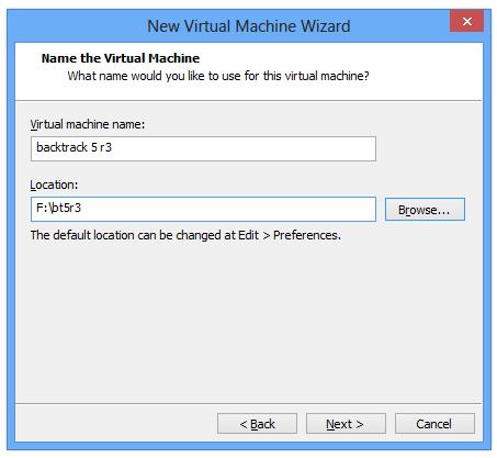 Using VmWare