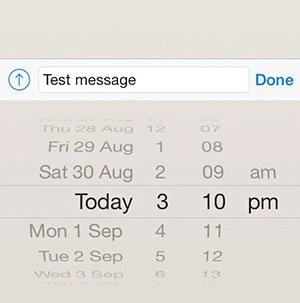 Whatsapp messages scheduling 2