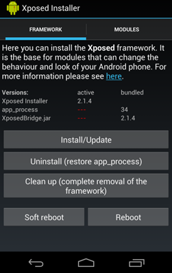 Get Blurred System UI (LP) On Your Android