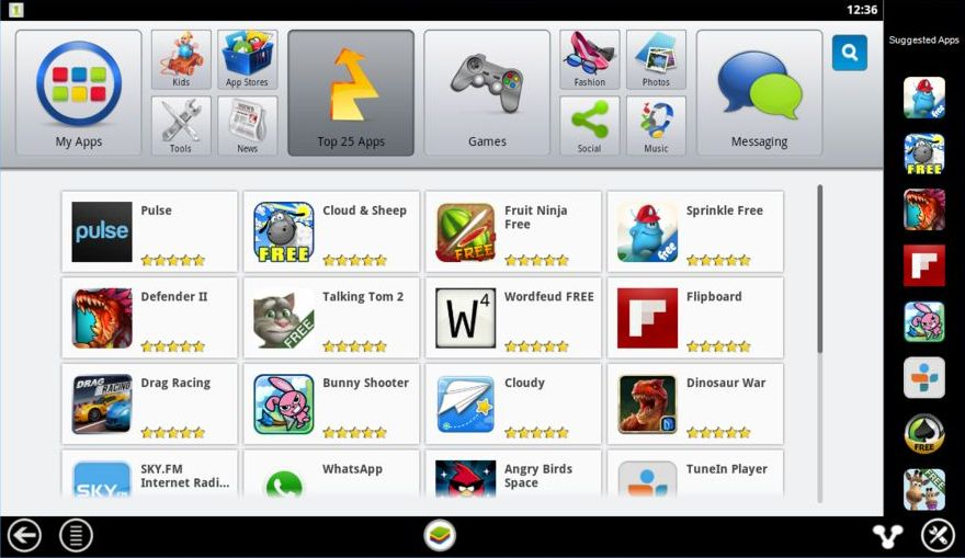 Bluestacks 2 Launched For Die-Hard Gamers of Android
