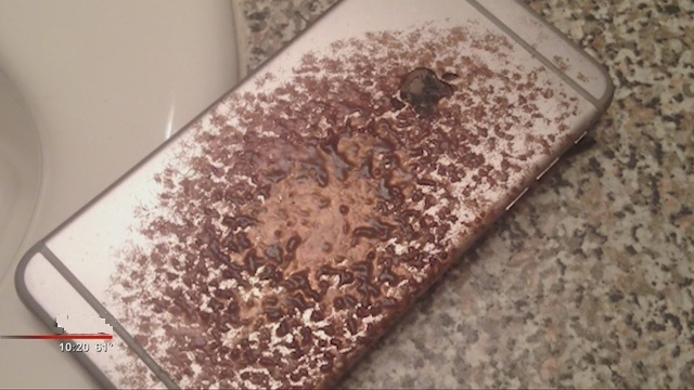 iPhone 6 Plus Caught Fire Owner Received New One Without Any Apology From Apple