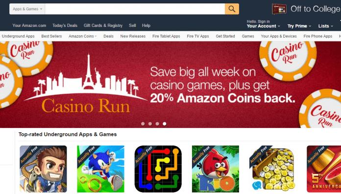 Unduh Aplikasi & Game Android Berbayar GRATIS - Amazon apps