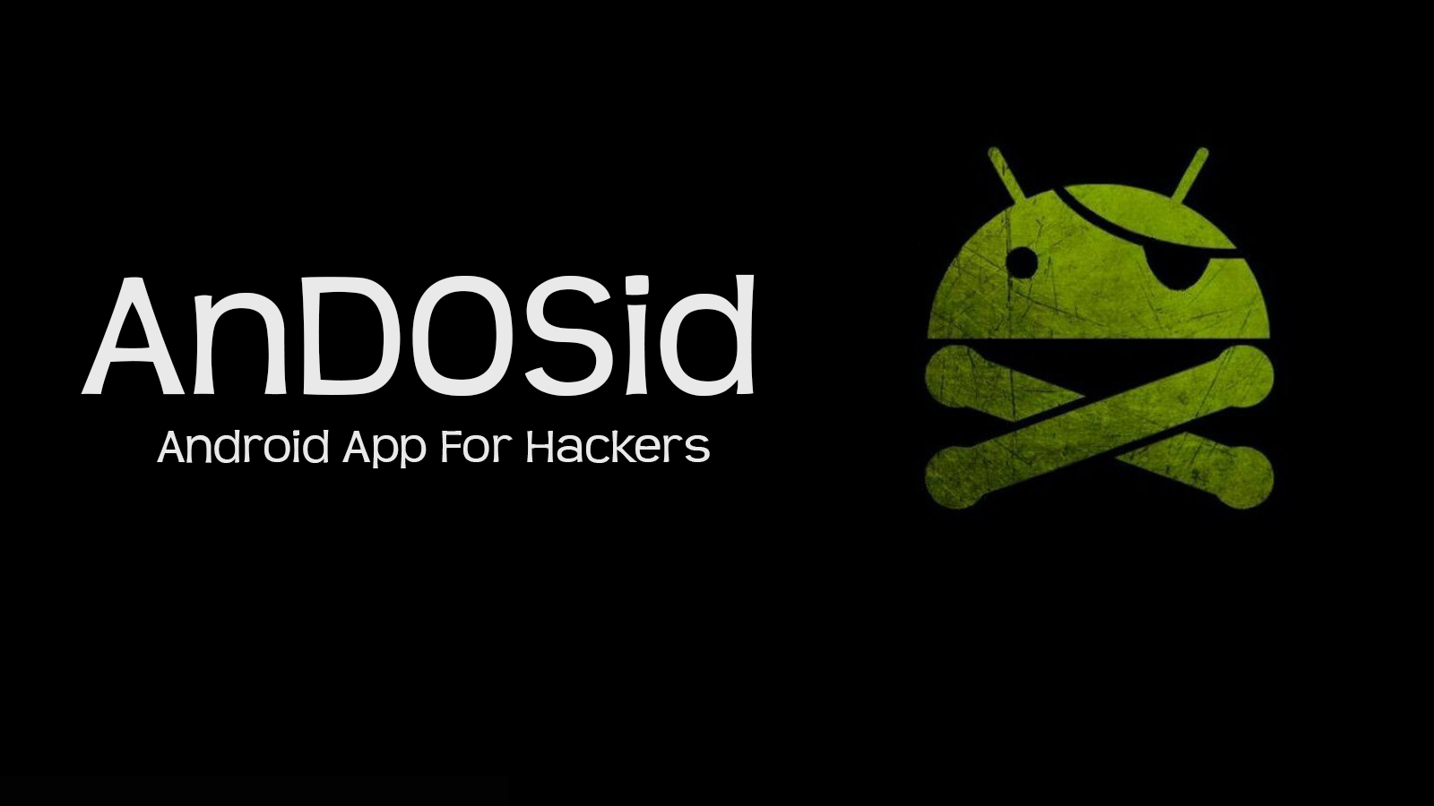 15+ best android hacking apps and tools of 2017