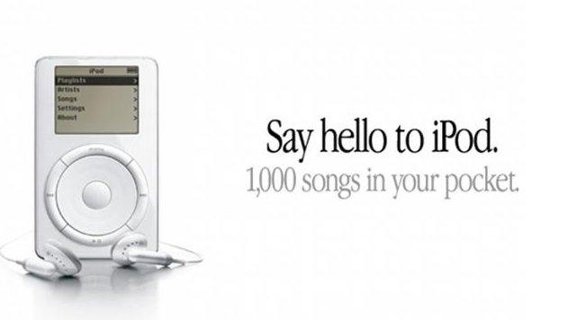 Apple Steve Jobs iPod