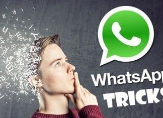 Best Whatsapp Tricks and Whatsapp Hacks 2019