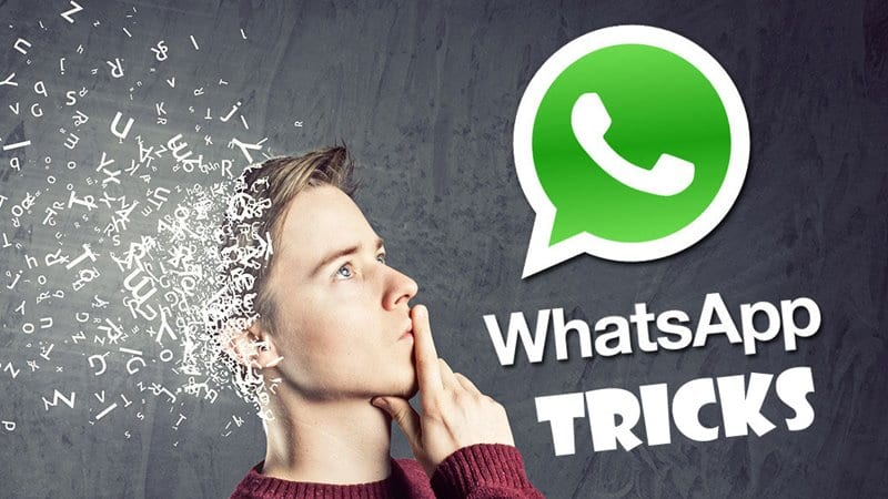 Best Whatsapp Tricks and Whatsapp Hacks