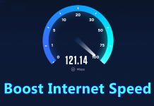 How to Boost and Increase Your Internet Speed Upto 20%