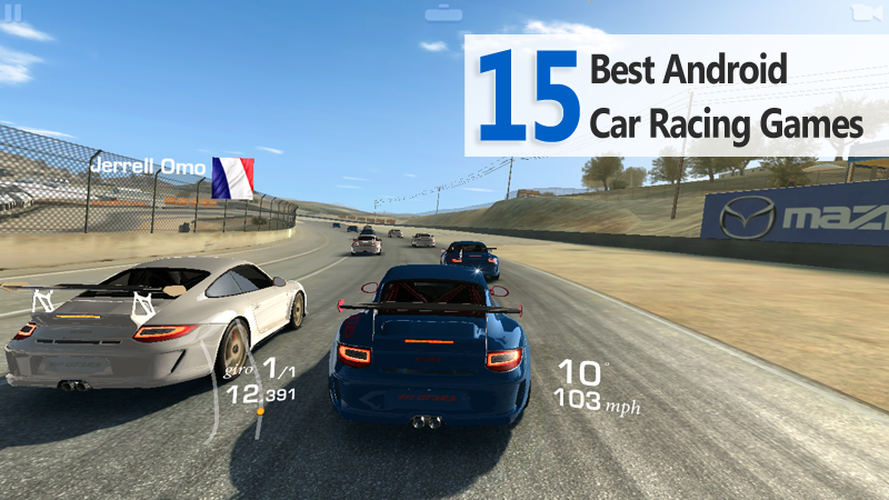 Android Car Racing Games List