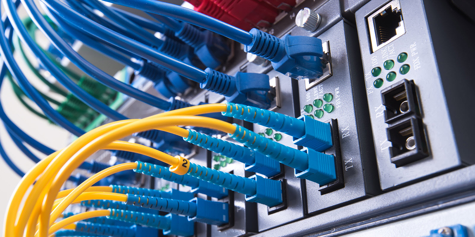 fiber optic cables the future of internet connection