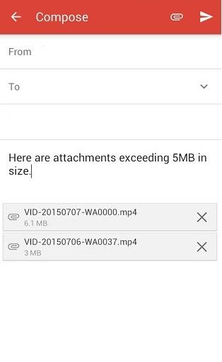 Gmail attachment 2