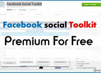 How To Get Facebook Social Toolkit Premium For Free