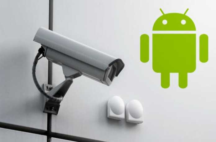 How To Use IP Webcam As A Surveillance Camera