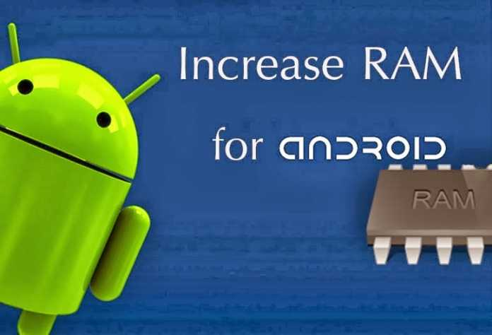 Increase Android RAM