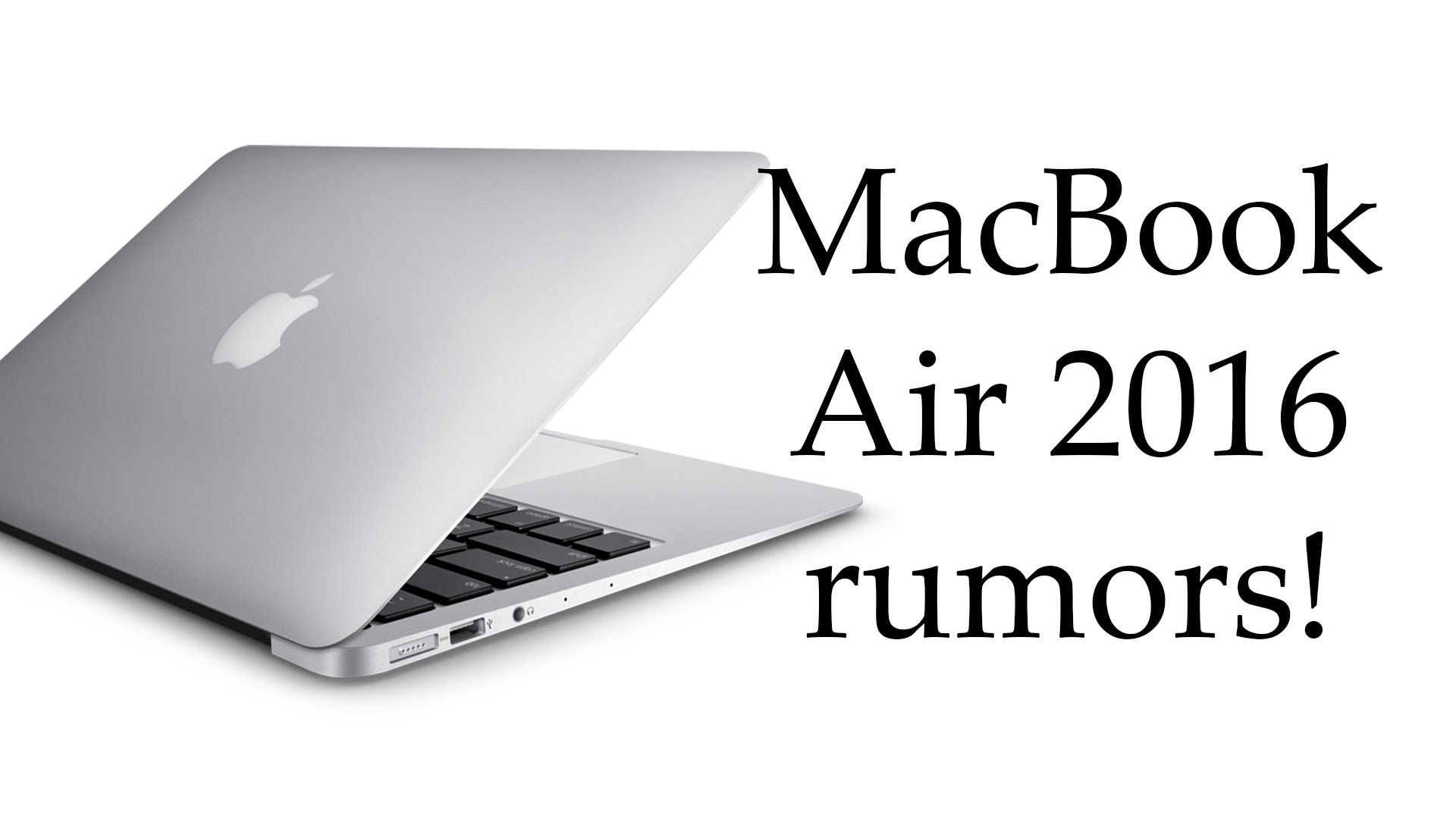 MacBook Air 2016 TechViral