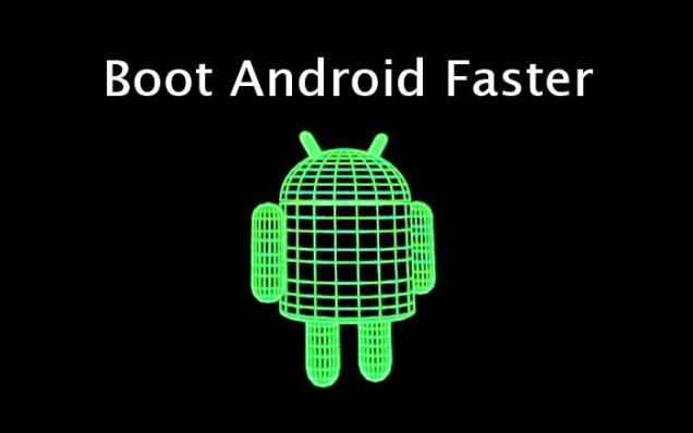 Boot Faster After Rooting