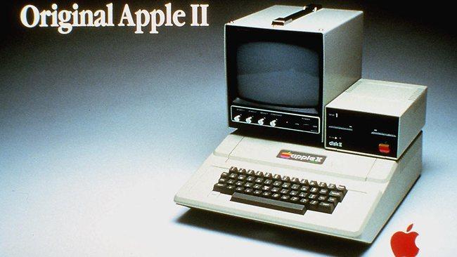 Original Apple II Steve Jobs