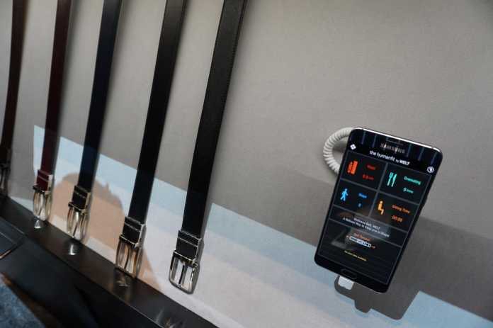 Samsung Has Developed An Intelligent Belt