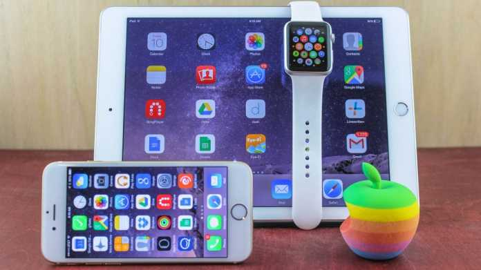 There Are About 1 Billion Active Apple Devices