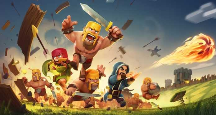 Transfer Clash of Clans village from iOS to Android