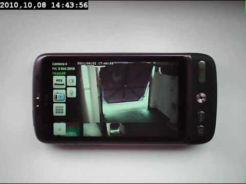 How To Use IP Webcam As A Surveillance Camera