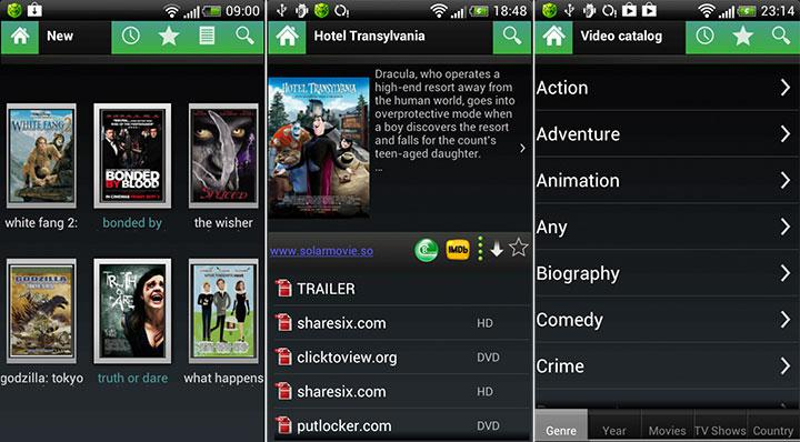 t online android app