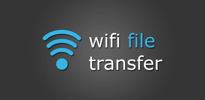 Transfer Berkas WiFi
