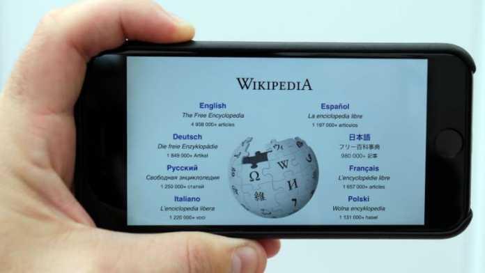 Wikipedia Celebrates The 15th Anniversary