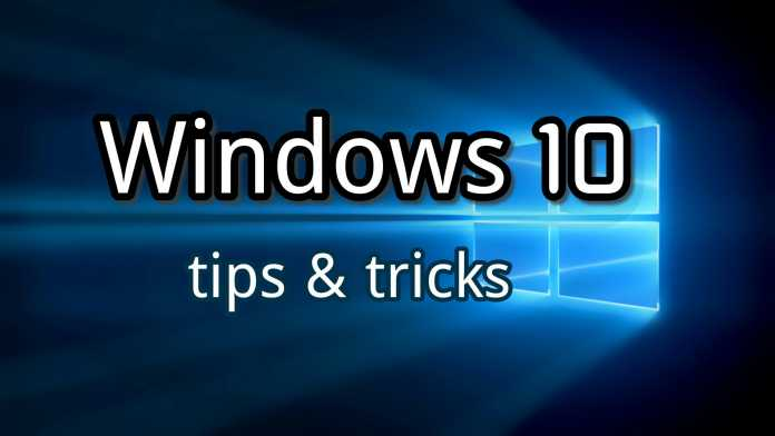 Windows 10 Tips, Tricks & Hacks