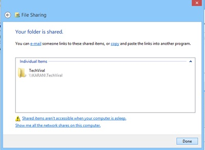 Windows File Sharing 4