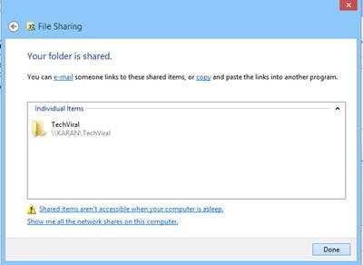 Windows File Sharing 4