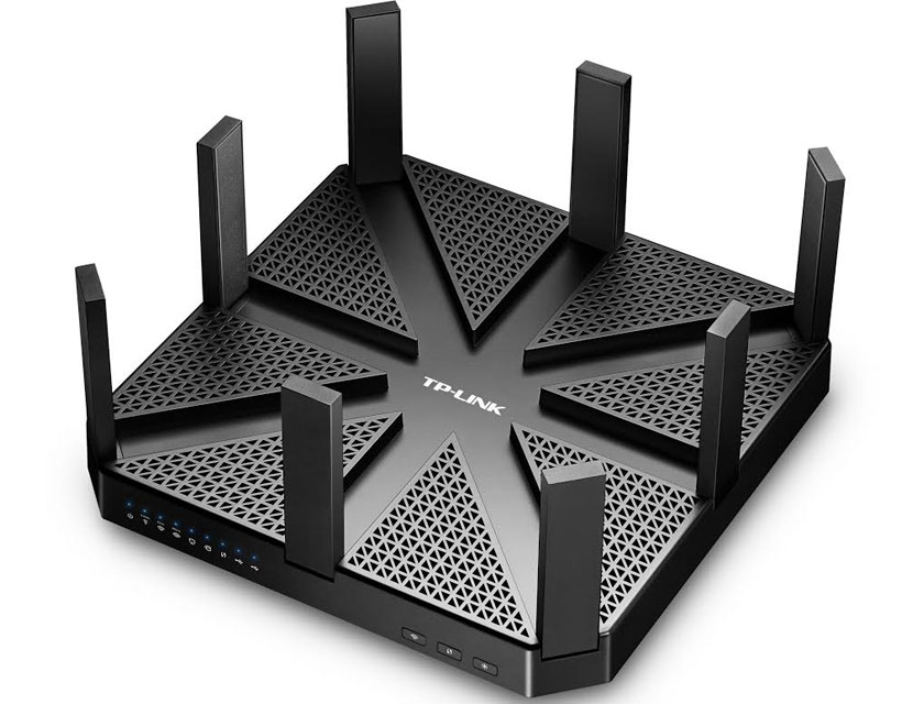 World's First 802.11ad TP-Link Router Makes Your Wi-Fi Three Times Faster