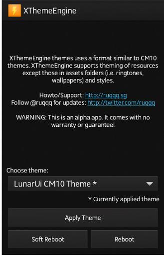Xtheme Engine 1