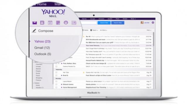 Yahoo Mail Gets New features to Challenge with Google and Microsoft