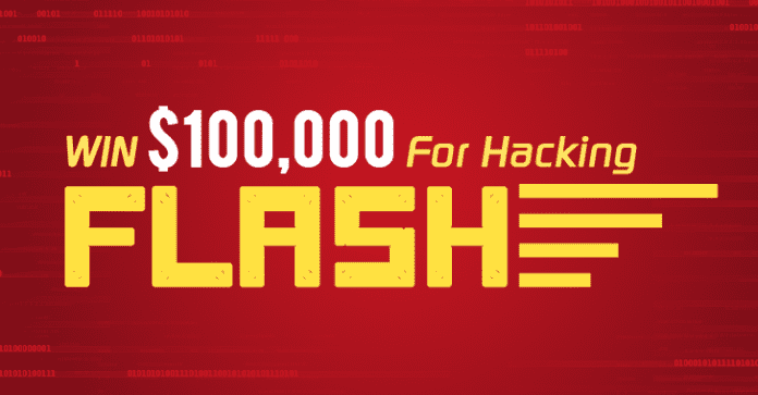 Zerodium Announced Bounty $10 Million On Cracking Latest Version of Flash
