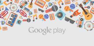 customize Google Play music In Android