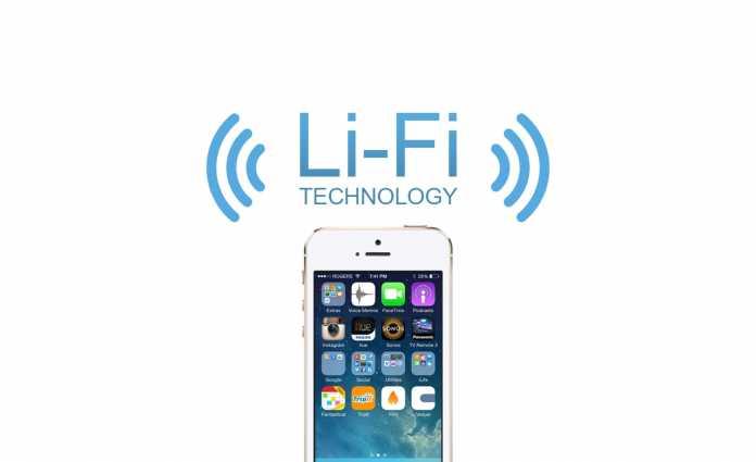 iPhones Lifi Technology