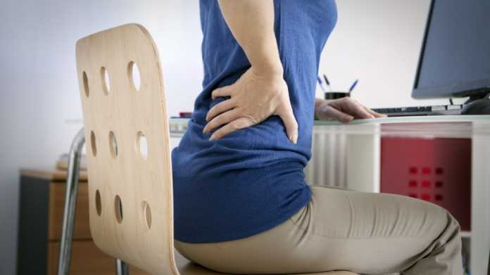 App Which Will Help in Treating Back Pain is Being Developed
