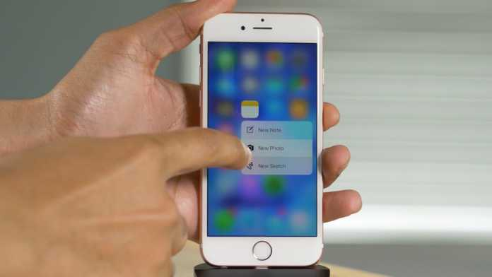 Apple Sued for Copyright Violation with 3D Touch